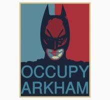 Occupy Arkham by Evan Hatch