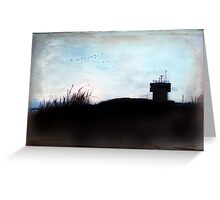 Ocean of Secrets Greeting Card