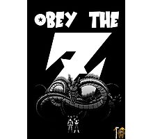 OBEY THE Z! Photographic Print