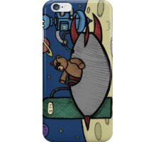Teddy Bear And Bunny - Filler Up iPhone Case/Skin