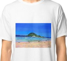 Green Island by Stephanie Burns Classic T-Shirt