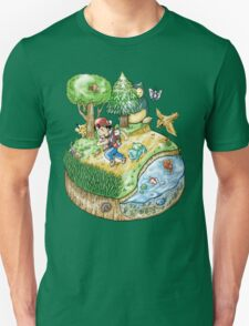 Green version T-Shirt