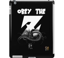 OBEY THE Z! iPad Case/Skin