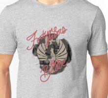 Fortune Favors the Brave2 Unisex T-Shirt