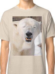 Polar Bears Smile too.  Classic T-Shirt