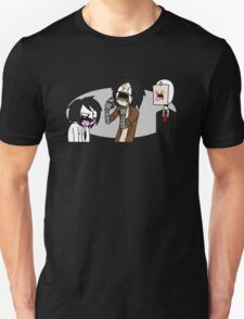 Creepypasta Funny Faces T-Shirt