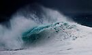 Winter Waves At Pipeline 21 by Alex Preiss