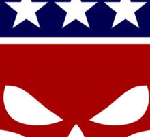 Anti-Political Party Sticker