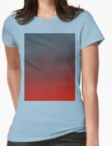 hollywood sunset - 2 Womens Fitted T-Shirt