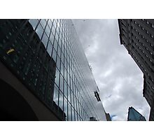 Buildings Downtown Montreal, Canada Photographic Print