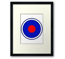 2nd Infantry Division Framed Print