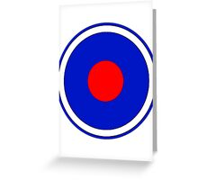 2nd Infantry Division Greeting Card