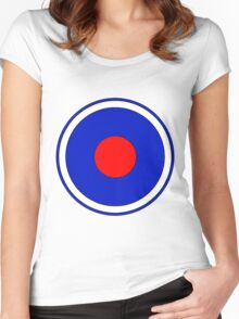 2nd Infantry Division Women's Fitted Scoop T-Shirt