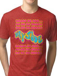 Hey Jude Tri-blend T-Shirt