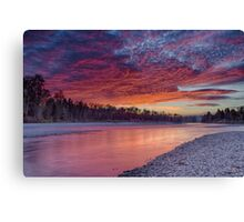 Mother Nature Showing Off Canvas Print