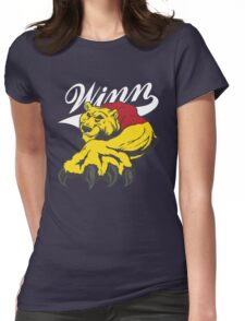 Winnie. Womens Fitted T-Shirt