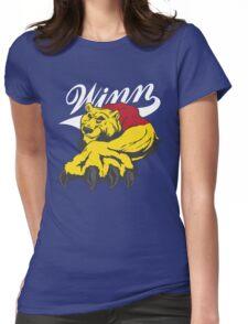 Winnie. Womens Fitted T-Shirt