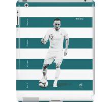 Ribery iPad Case/Skin