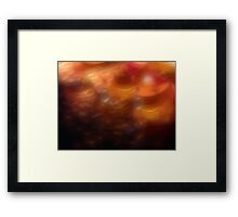 Dazzled by Elisabeth and Barry King™ Framed Print