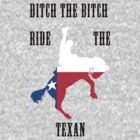 Ride the Texan by NellaHex