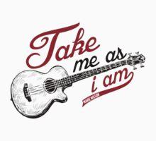 Marie Wilson Take Me As I Am Guitar by Marie Wilson