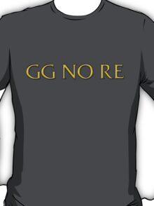 GG NO RE T-Shirt