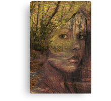 █ ♥ █ THE LOVE FOR NATURE INSIDE OF ME  █ ♥ █  Canvas Print
