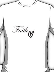 Faith Heart T-Shirt