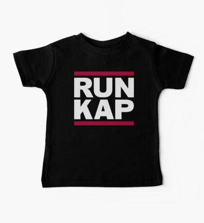 "San Francisco 49ers ""RUN KAP"" Design!  Baby Tee"