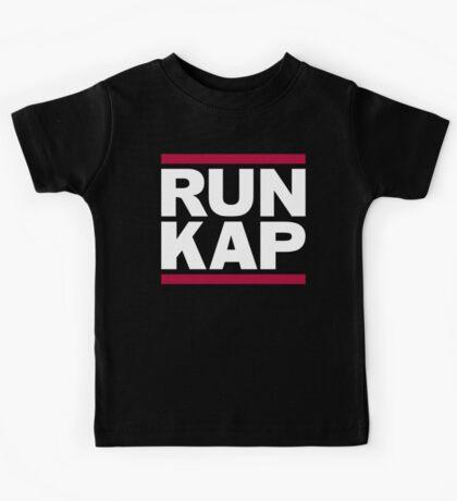 """San Francisco 49ers """"RUN KAP"""" Design!  Kids Tee"""