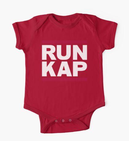 "San Francisco 49ers ""RUN KAP"" Design!  One Piece - Short Sleeve"