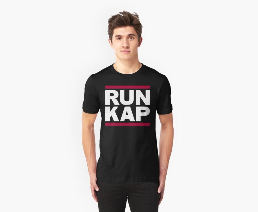 "San Francisco 49ers ""RUN KAP"" Design!  by endlessimages"
