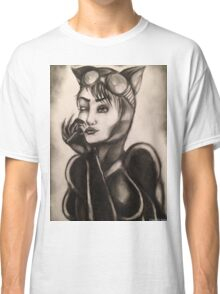 CATWOMAN T-SHIRTS AND STICKERS Classic T-Shirt