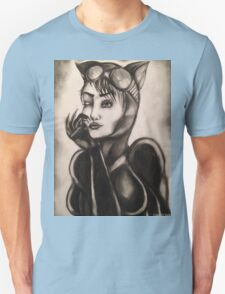 CATWOMAN T-SHIRTS AND STICKERS T-Shirt