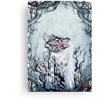 King of Thorn Canvas Print