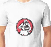 Sandblaster Sandblasting Circle Retro Unisex T-Shirt