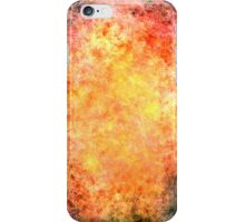 Abstract iPhone Case Vibrant Cool New Grunge Texture iPhone Case/Skin