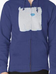 Polar Bear Zipped Hoodie