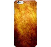 Fire Abstract iPhone Case Cool New Grunge Texture iPhone Case/Skin