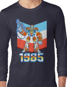 G1 1985 Battloid Long Sleeve T-Shirt