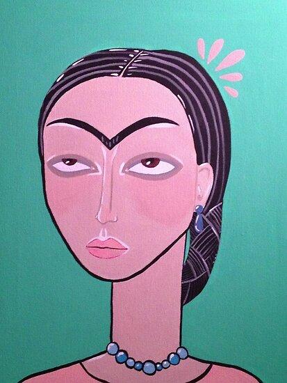 Frida, Darling. by Stolensouljess