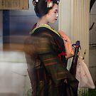 Geisha Corner by Colin  Ewington