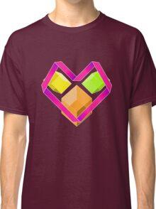 Love Cubes Pink Classic T-Shirt