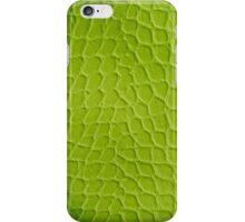 Green Snake iPhone Case/Skin