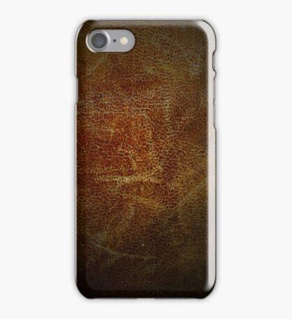 Vintage leather iPhone Case/Skin