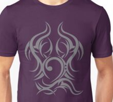 Tribal Bass Cleff Unisex T-Shirt