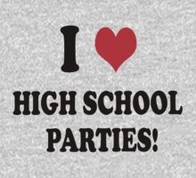 High School Parties by jnasty