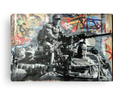 Street Art: global edition # 93 Canvas Print
