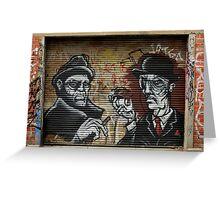 Street Art: global edition # 99 Greeting Card