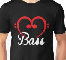 Love Bass Unisex T-Shirt